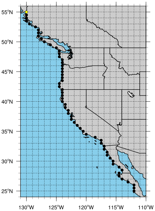 Iwv And Ivt Forecasts Center For Western Weather And Water Extremes