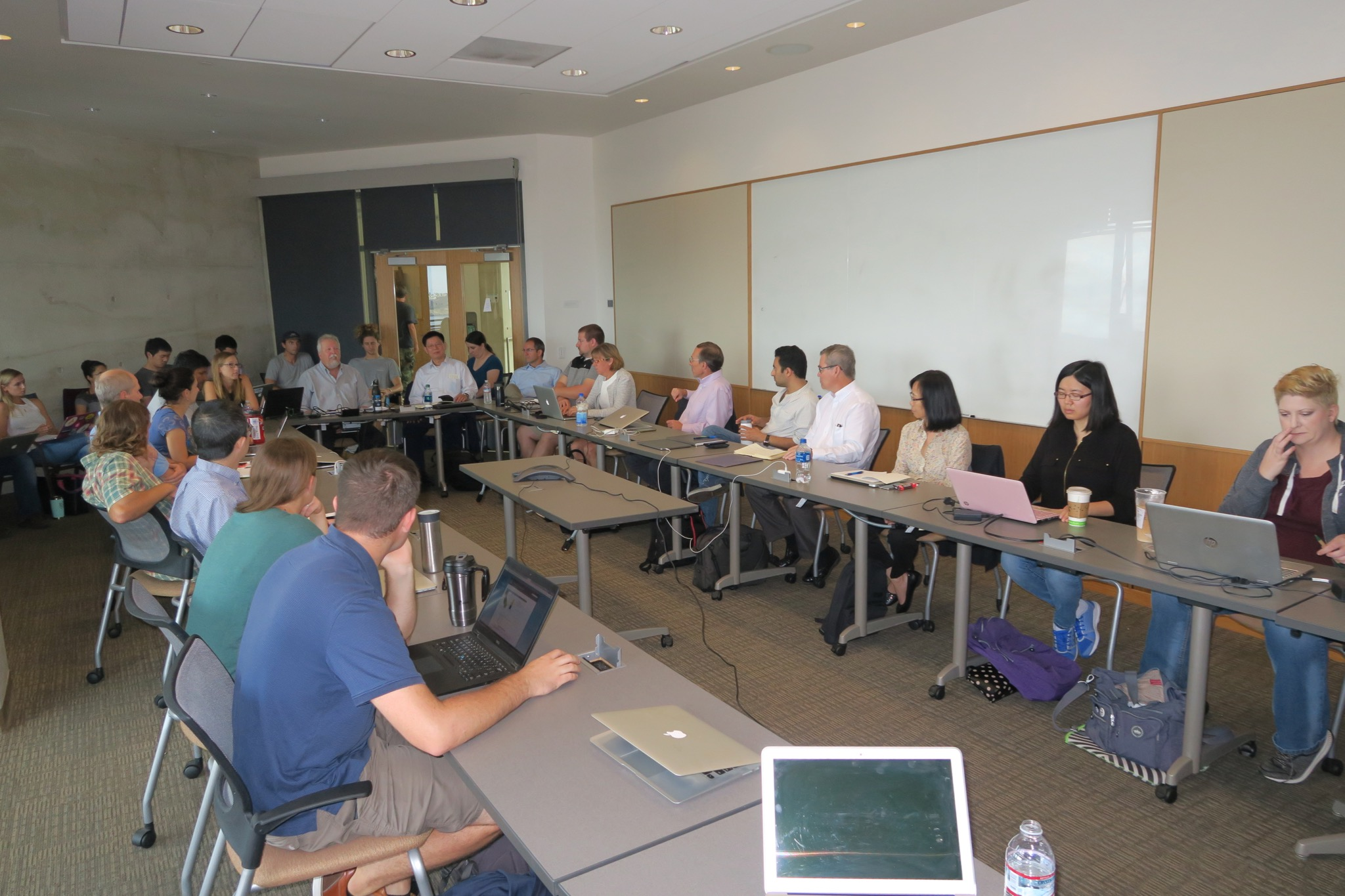 UCAR/NCAR 2nd Annual visit to CW3E – Center for Western